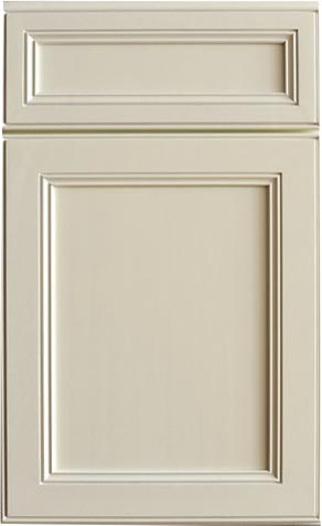 French Vanilla Cabinets
