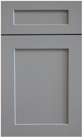 Pearl Gray Cabinets