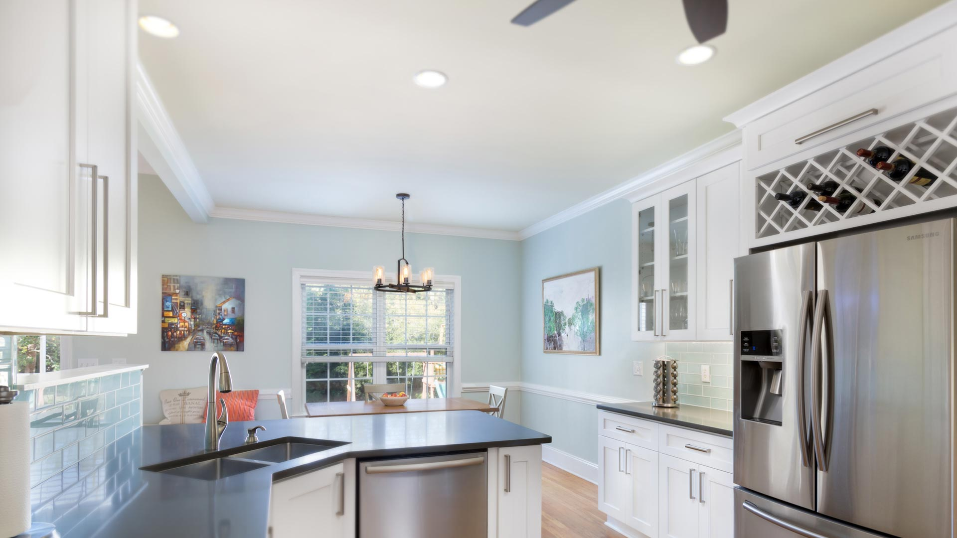 Minimalist Kitchen – Kitchen and Bath of Wilmington