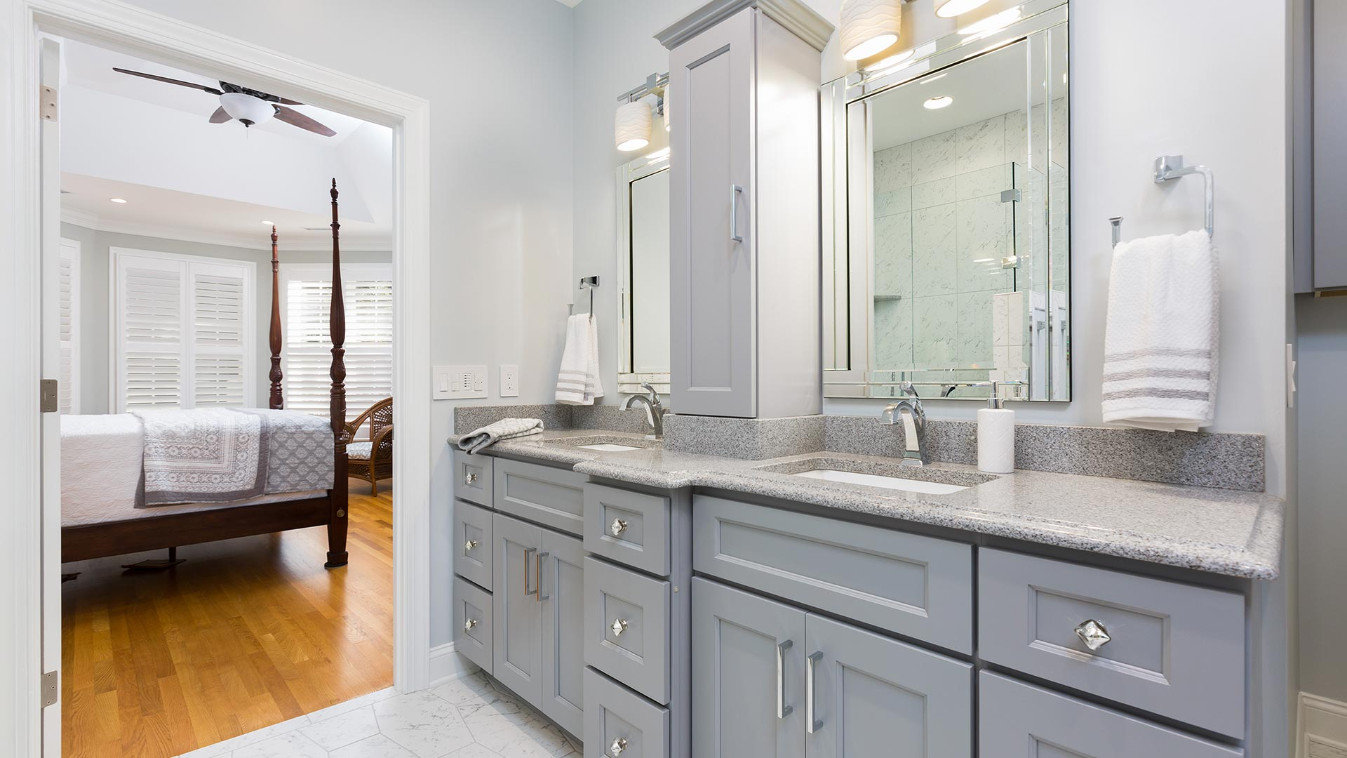 Bathroom Remodeling Gallery - Kitchen & Bath of Wilmington