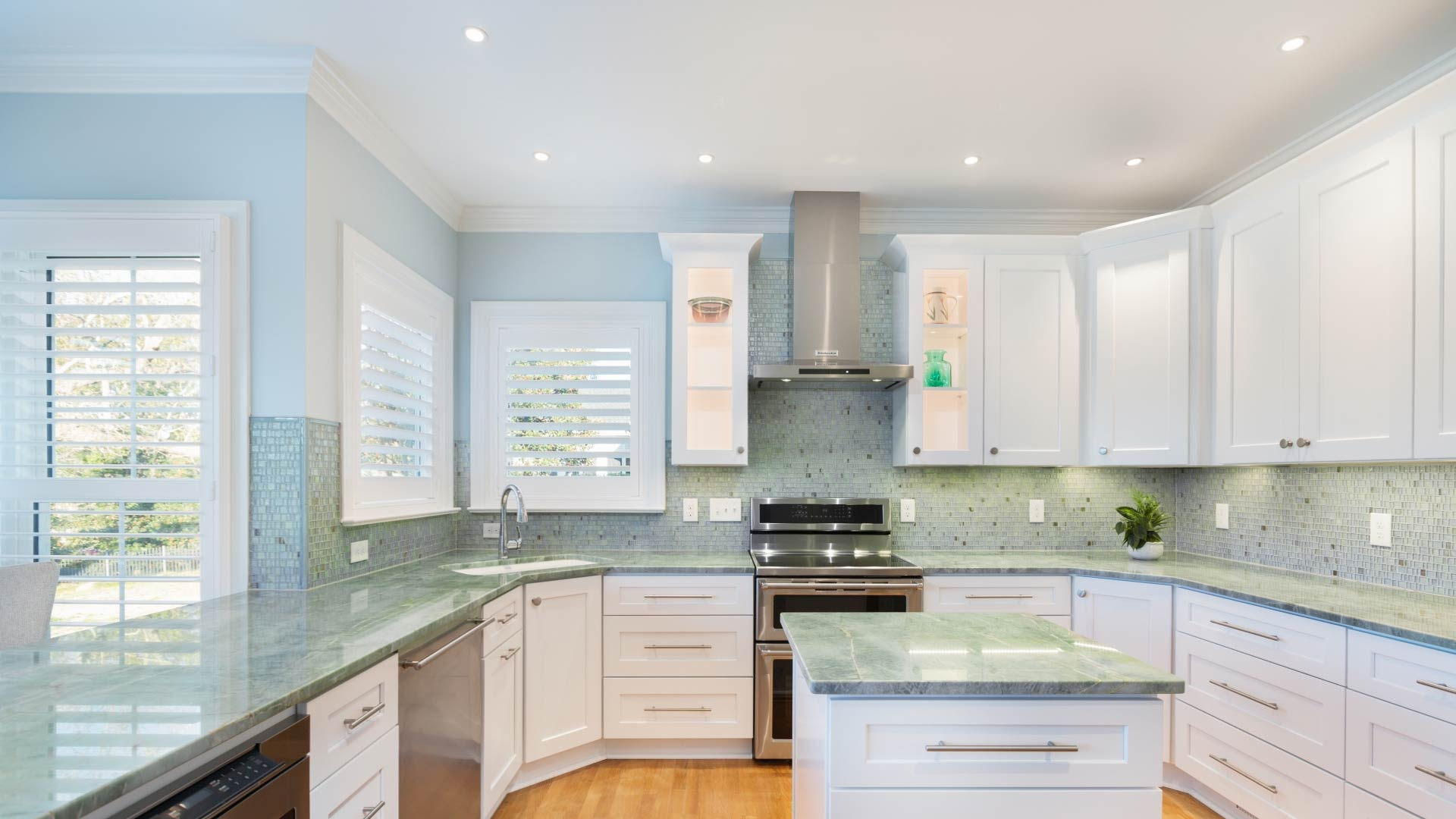 Bradley Creek Custom Kitchen